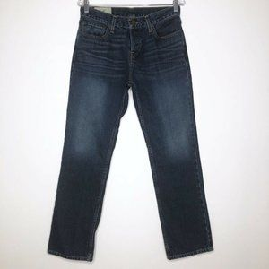 Hollister Men's Straight Jeans Size 30 Button Fly